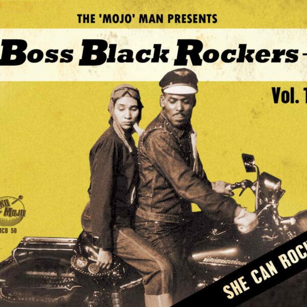 Boss Black Rockers Vol 1 - She Can Rock-0