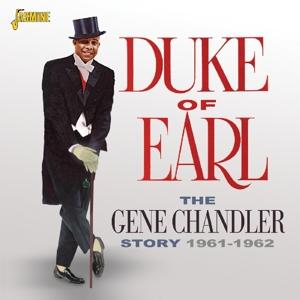 Duke of Earl - Gene Chandler Story 1961-1962-0
