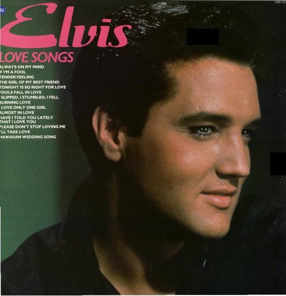 Elvis Love Songs-0