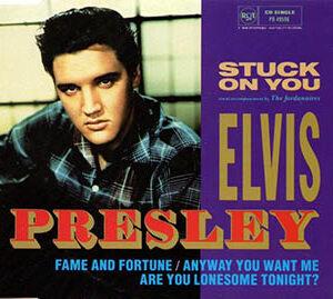 Stuck On You CD-EP-0