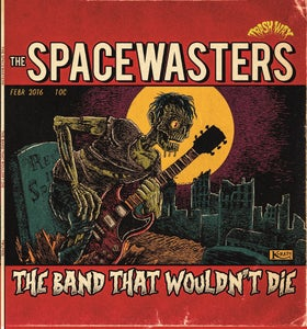 The Band That Wouldn't Die (Ltd, Red)-0
