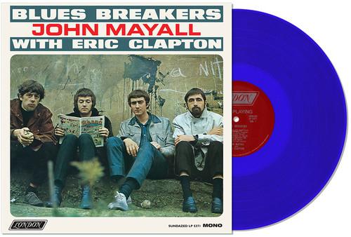 Blues Breakers With Eric Clapton (180 gram, Coloured, Ltd)-0