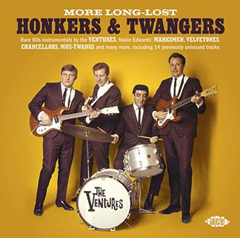More Long-Lost Honkers & Twangers (Ltd)-0