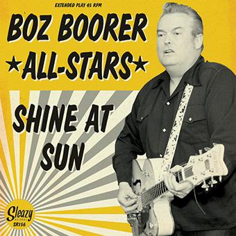 """Shine At Sun 2 x 7"""" Single (Gatefold, Limited)-0"""