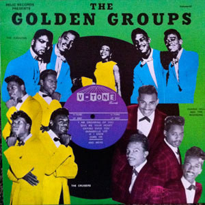 Golden Groups Volume 41 : The Best Of V-Tone Records-0