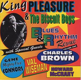 Blues & Rhythm Revue Volume One-0