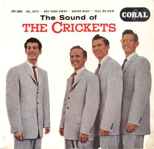 The Sound Of The Crickets EP-0