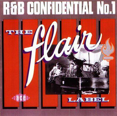 R&B Confidential No 1 - The Flair Label-0