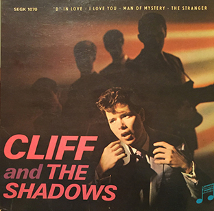 Cliff & The Shadows EP-0
