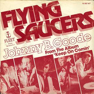 Johnny B.Goode / Keep On Comin`-0