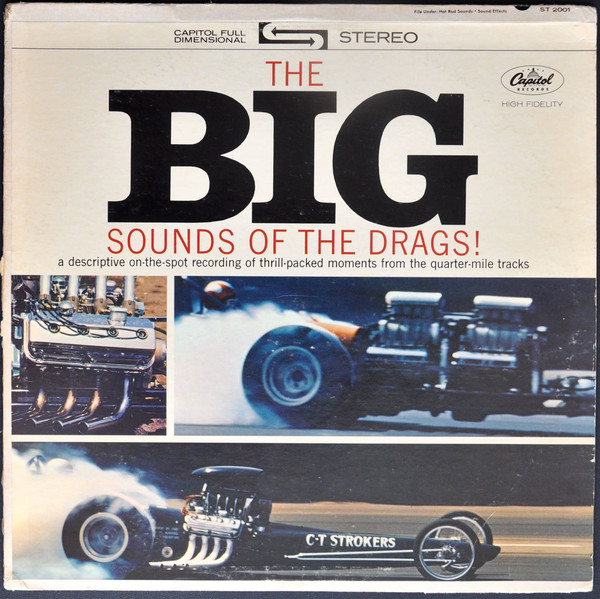 Big Sounds Of The Drags-0