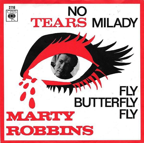 No Tears Milady / Fly Butterfly Fly-0