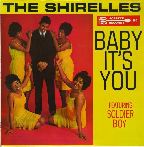 Baby It`s You (180 g, Colored)-0
