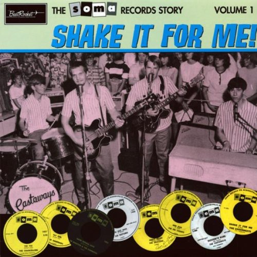 Soma Records Story Vol. 1 - Shake It For Me!-0