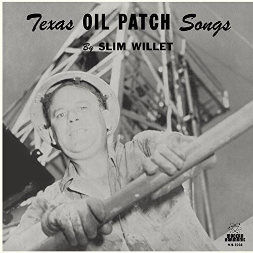 Texas Oil Songs (Ltd, blue vinyl)-0