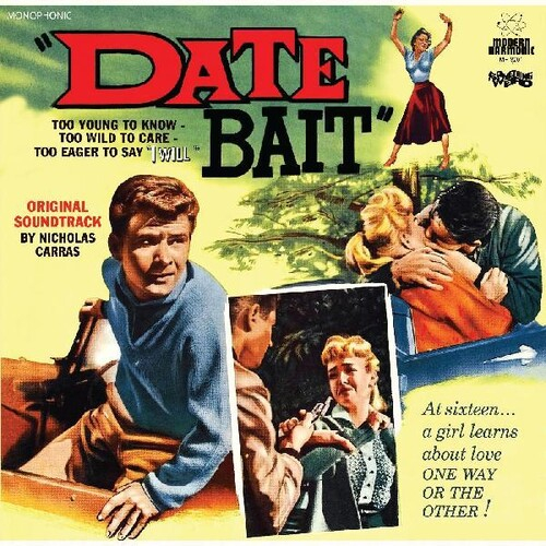 Date Bait (O.S.T.) (Coloured Vinyl) LP + DVD-0