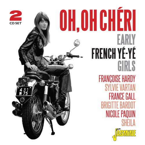 Oh, Oh Chéri - Early French Yé-Yé Girls 2CD-0