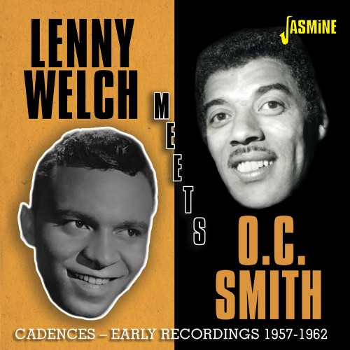 Meets O.C. Smith - Cadences - Early Recordings, 1957-1962-0