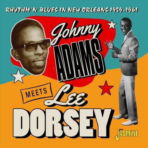 Meets Lee Dorsey: Rhythm 'N' Blues in New Orleans, 1959-1961-0