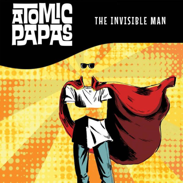 The Invisible Man CD-EP-0