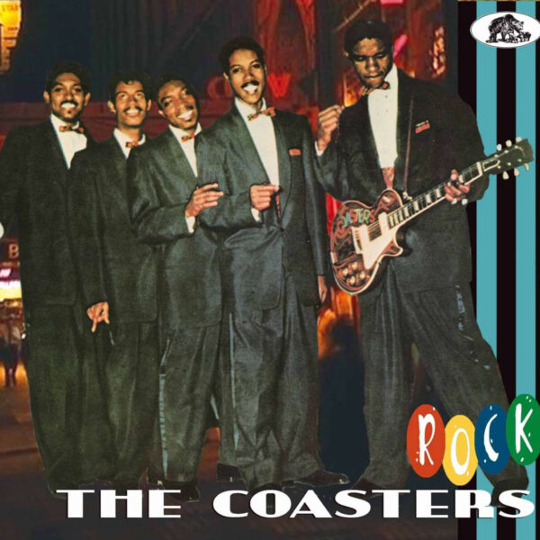 The Coasters - Rock-0
