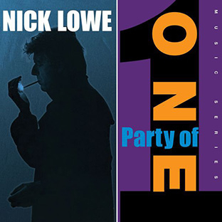 """Party Of One LP + 10""""EP-0"""