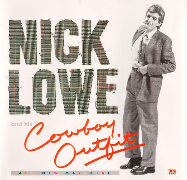 "And His Cowboy Outfit LP + Bonus 7""-0"