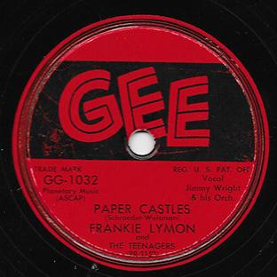 Paper Castles / Teenage Love-0