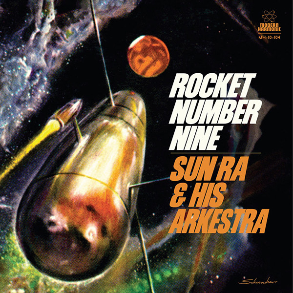 "Rocket Number Nine 10""EP-0"