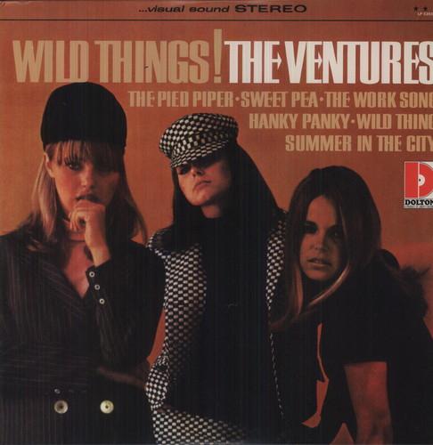 Wild Things! (Ltd, Coloured)-0