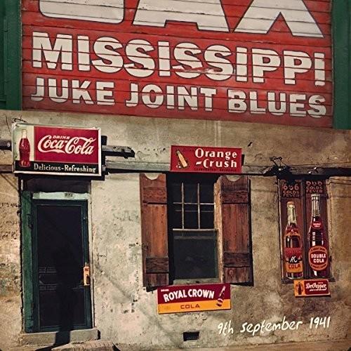 Mississippi Juke Joint Blues 4CD-0