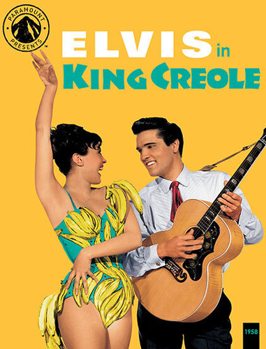 King Creole (Limited Edition, Remastered, Widescreen, Amaray Case, O-Card Packaging)-0