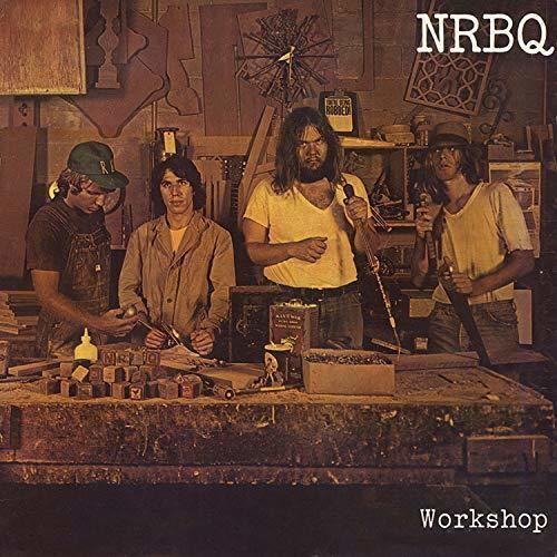 Workshop (Colored Vinyl, Blue)-0