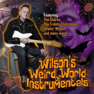 Wilson's Weird World Of Instrumentals-0