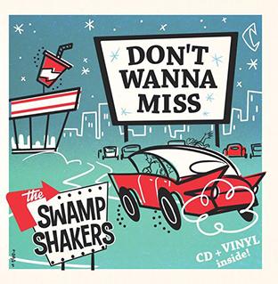 """Don`t Wanna Miss CD + 7"""" Single-0"""