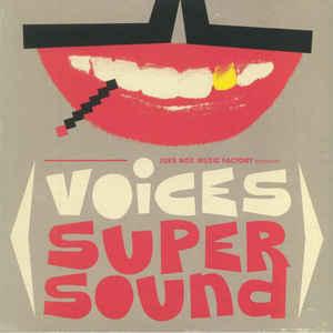 Voices Super Sound LP + CD-0