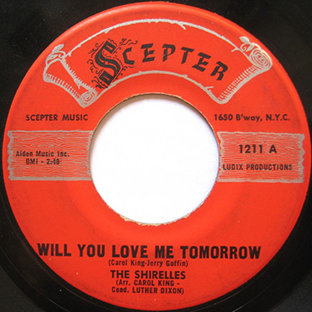 Will You Love Me Tomorrow / Boys-0