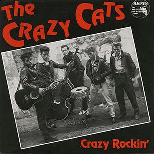 Crazy Rockin' EP-0