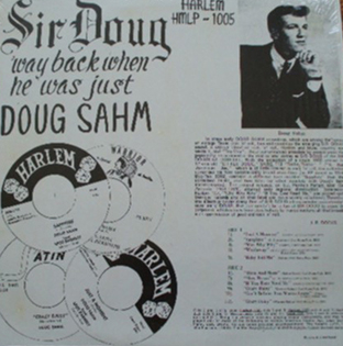 'Way Back When He Was Just Doug Sahm-0