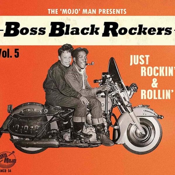 Boss Black Rockers Vol. 5 - Just Rockin' & Rollin-0
