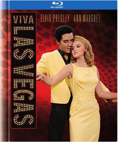 Viva Las Vegas (50th Anniversary) BLU-RAY +BOOK-0