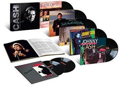 The Complete Mercury Albums (1986-1991) 7LP Boxset-0