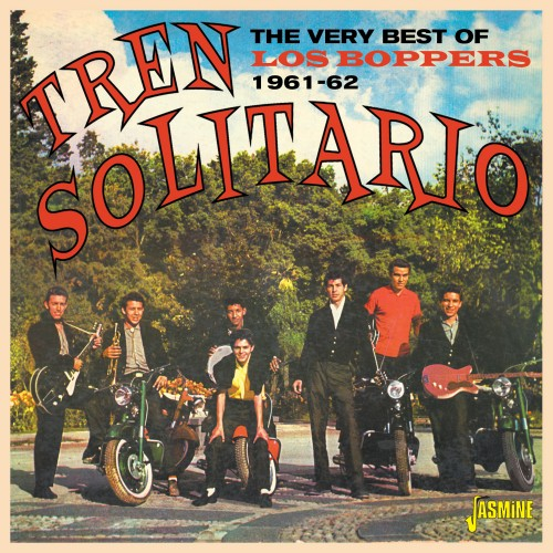 Tren Solitario - The Very Best of the Los Boppers-0