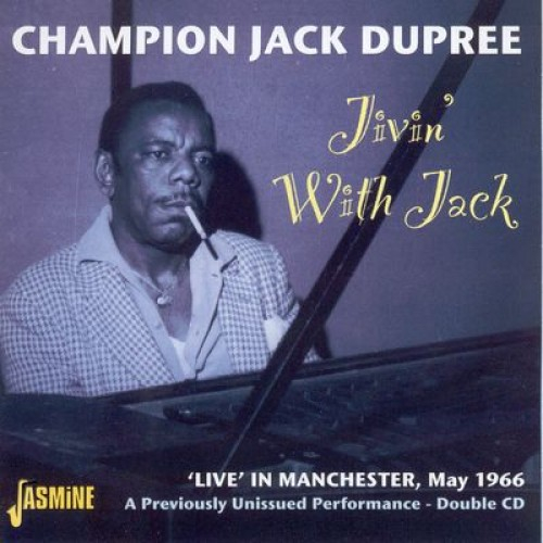 Jivin' With Jack - Live In Manchester, May 1966-0