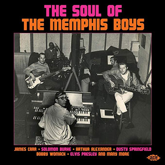 The Soul Of The Memphis Boys-0