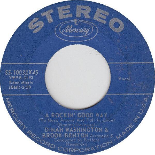 A Rockin` Good Way / I Believe-0