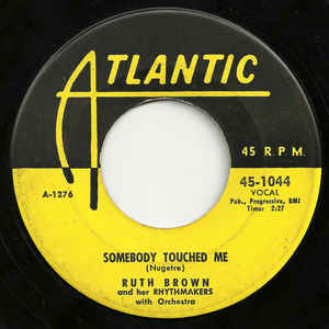 Mambo Baby / Somebody Touched Me-0