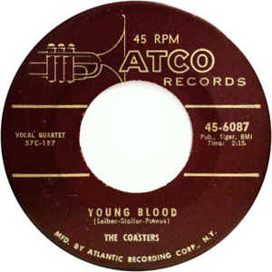 Young Blood / Searchin'-0