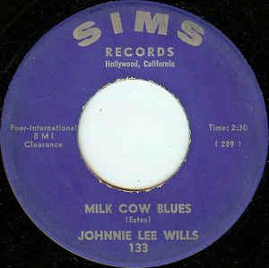 Milk Cow Blues / Lazy John-0
