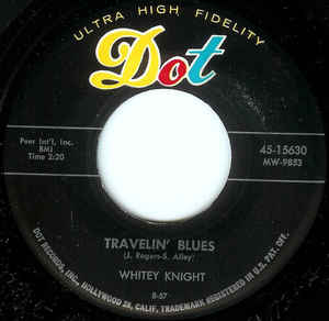 Travelin' Blues / Take Me In Your Arms-0
